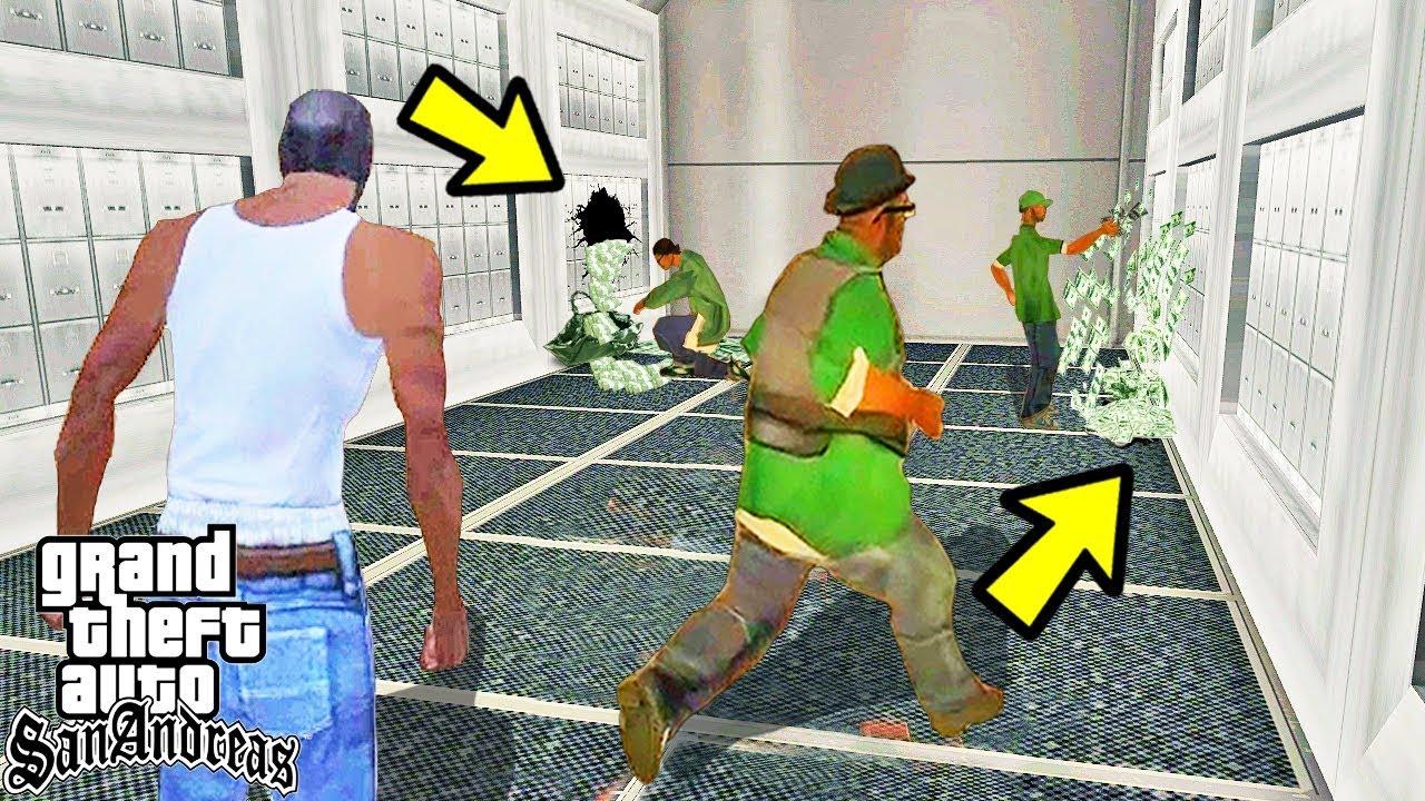 Как ограбить казино в гта сан андреас видео слоты гладиатор онлайн бесплатно