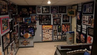 WWE Room Tour January 2018: BEST ROOM ON YOUTUBE?!