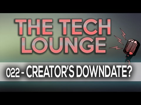 The Tech Lounge #022 - Window's Creator's Update Buggy | Ryzen R5-1600 & Hardware Adoption Rates