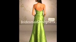 BridesmaidDesigners - Dupioni Bridesmaid Wedding Dresses