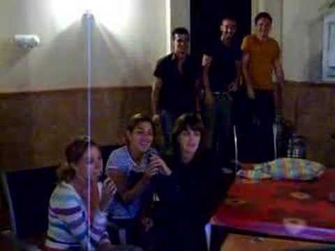 Karaoke familia Lozano 2
