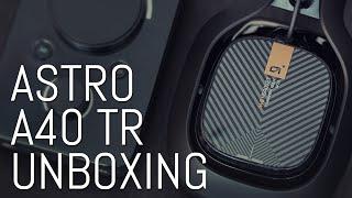 astro a40 tr mixamp pro tr unboxing vorstellung german
