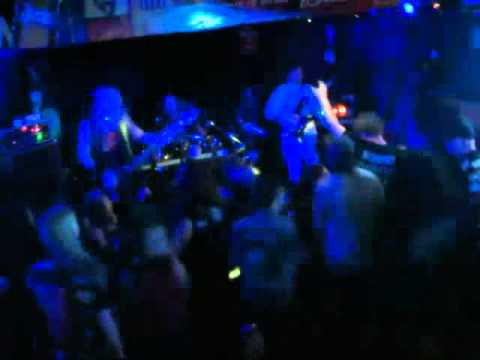 """Birth A.D. """"Blow Up the Embassy"""" - live at the White Swan, Houston, Texas"""