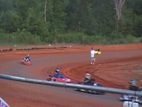 Go Kart Racing - I-20 Speedway Tyler, Texas
