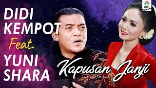 Download Mp3 Didi Kempot Feat. Yuni Shara - Kapusan Janji   Lyric Video