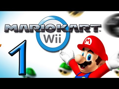 Let's Play Mario Kart Wii Online Part 1: Pilz Cup 150ccm + Wifi