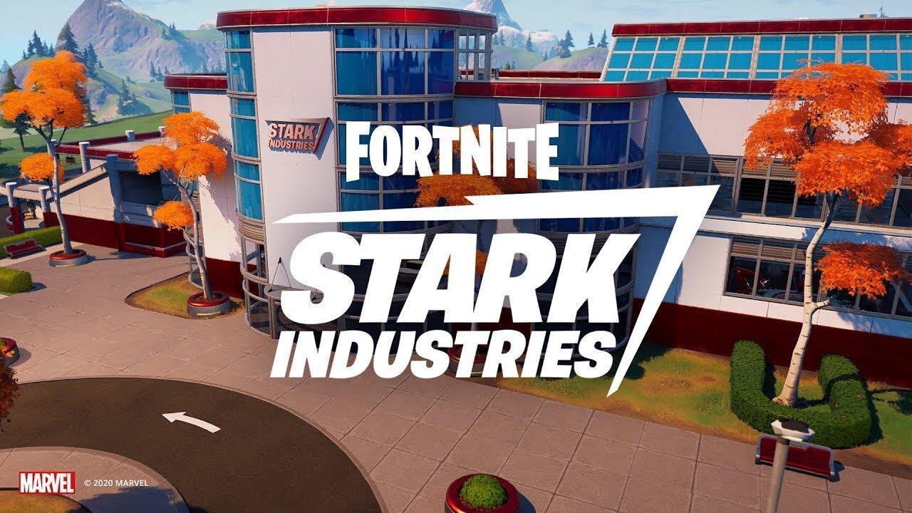 Stark Industries Arrives! | Fortnite