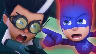 PJ Masks Full Episodes - The Villians Take Over - 1 Hour Compilation - PJ Masks Official