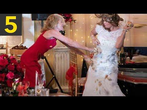 Top 5 Wedding DISASTERS