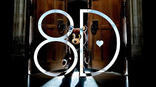 Kanye West - Roses | 8D Immersive Audio 🎧