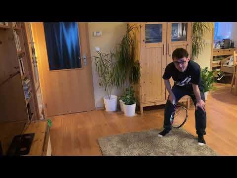 Tenisová škola I.ČLTK Praha by Babolat - Video Gallery Exercises (U6/4)