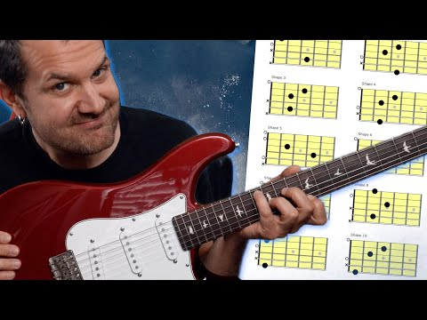 Learn Any Chord FAST With Two Simple Shapes