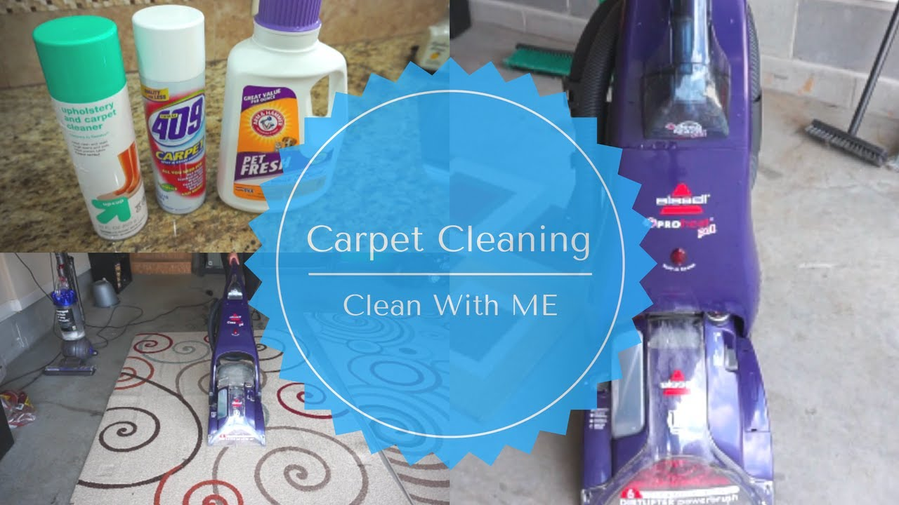 Clean With Me Do It Yourself Carpet Cleaning Shampooing Area Rugs