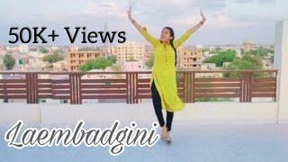 Laembadgini - Dance Cover | Diljit Dosanjh | Muskan Bafna Choreography