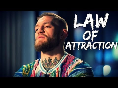 Conor McGregor: How I Used The Law Of Attraction To Visualize My Success Into Reality