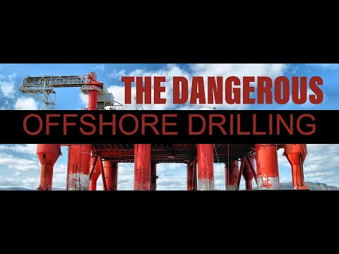 OFFSHORE DRILLING ACCIDENTS/FAILS/BAD WEATHER 2020