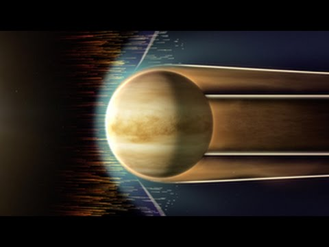 NASA | The Mysterious Holes in the Atmosphere on Venus