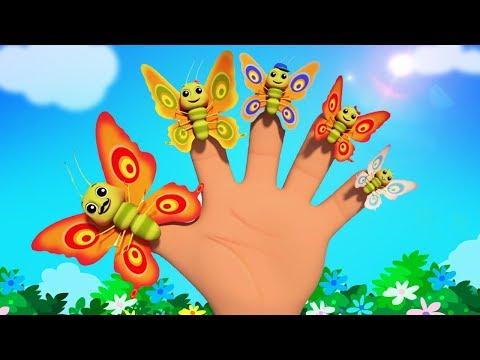 famille de doigt de papillon chansons pour enfants. Black Bedroom Furniture Sets. Home Design Ideas