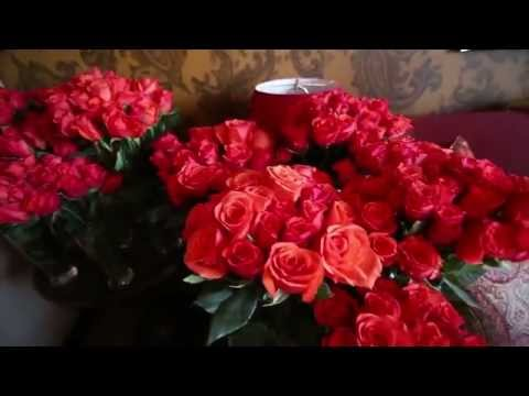 surprises Jordin Sparks on Valentine's Day 2014