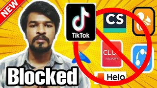 Chinese Apps Ban Explained | Tamil | Madan Gowri