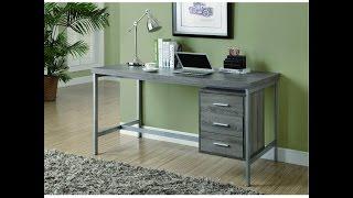 Laris Desk - Taupe