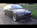 BMW M3 SMG Time and Race vs BMW 328i!!!