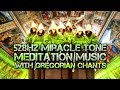 528Hz Miracle Tone Meditation Music with Gregorian Chants