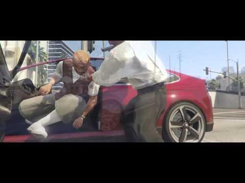 Juelz  Santana-Gone Video  (BreedTv:GTA V)