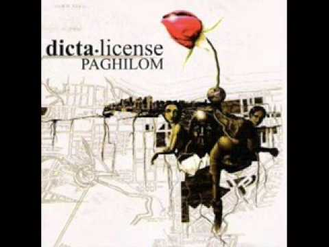 Dicta License - Burning Streets Of Love and Hate