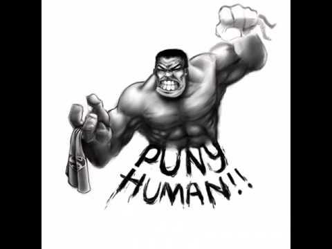 Hulk Tattoo Design Time Lapse