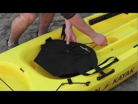 Ocean Kayak Tetra 10 & Tetra 12 Sit On Top Kayaks