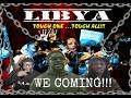 GANG CANT GO LIBYA || USE OF NIGG33, - INSANITY OR ALLOW? BOB THE BUILDER BLACK JESUS DONT MATTER