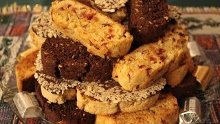 How To Make Easy And Delicious Chocolate Almond Biscotti