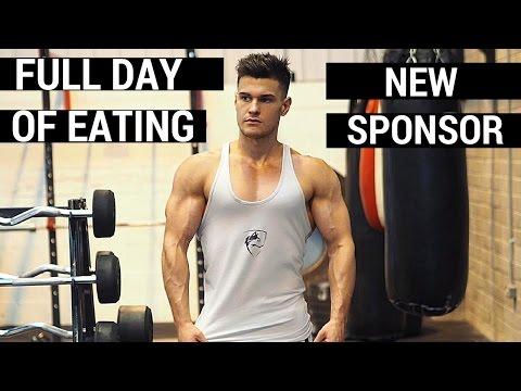 Full Day Of Bulking | NEW Sponsorship