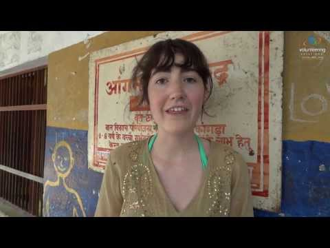 Volunteering in Childcare Program in Palampur - India