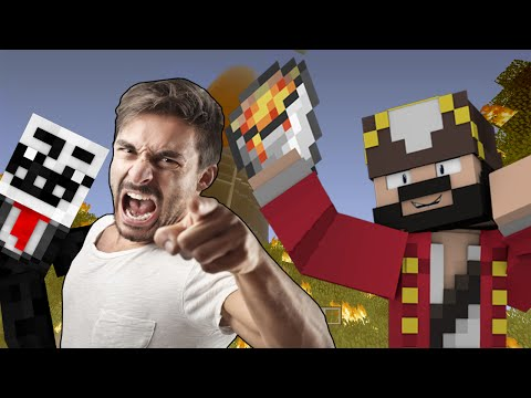 INTERNET TOUGH GUY GETS TROLLED ON MINECRAFT (MINECRAFT TROLLING)