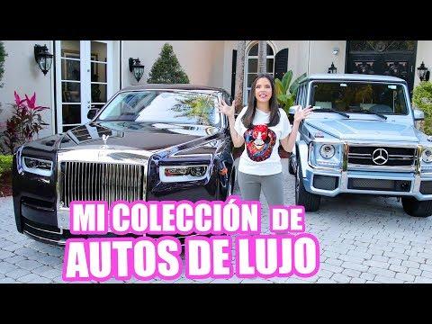 CUANTOS AUTOS DE LUJO HAY EN MI CASA MI COLECCION DE AUTOS El Mundo de Camila - Camila Guiribitey