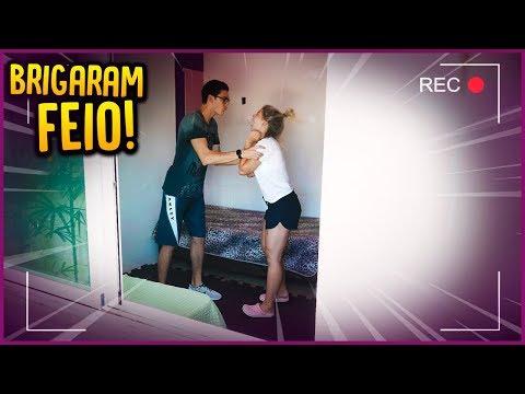 OS NAMORADOS BRIGARAM FEIO - DIÁRIO DE ADOLESCENTE #3 [ REZENDE EVIL ]