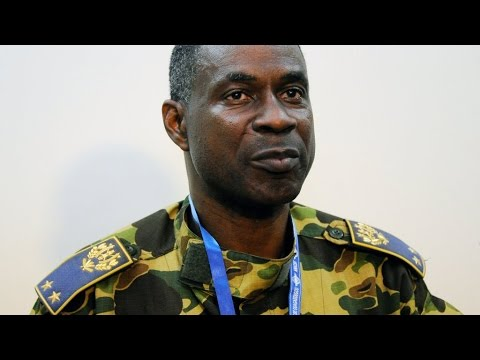 Burkina Faso: former Compaoré top general Gilbert Diendere new head of transitional council