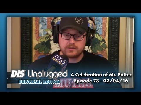 A Celebration of Mr. Potter | Universal Edition | 02/04/16