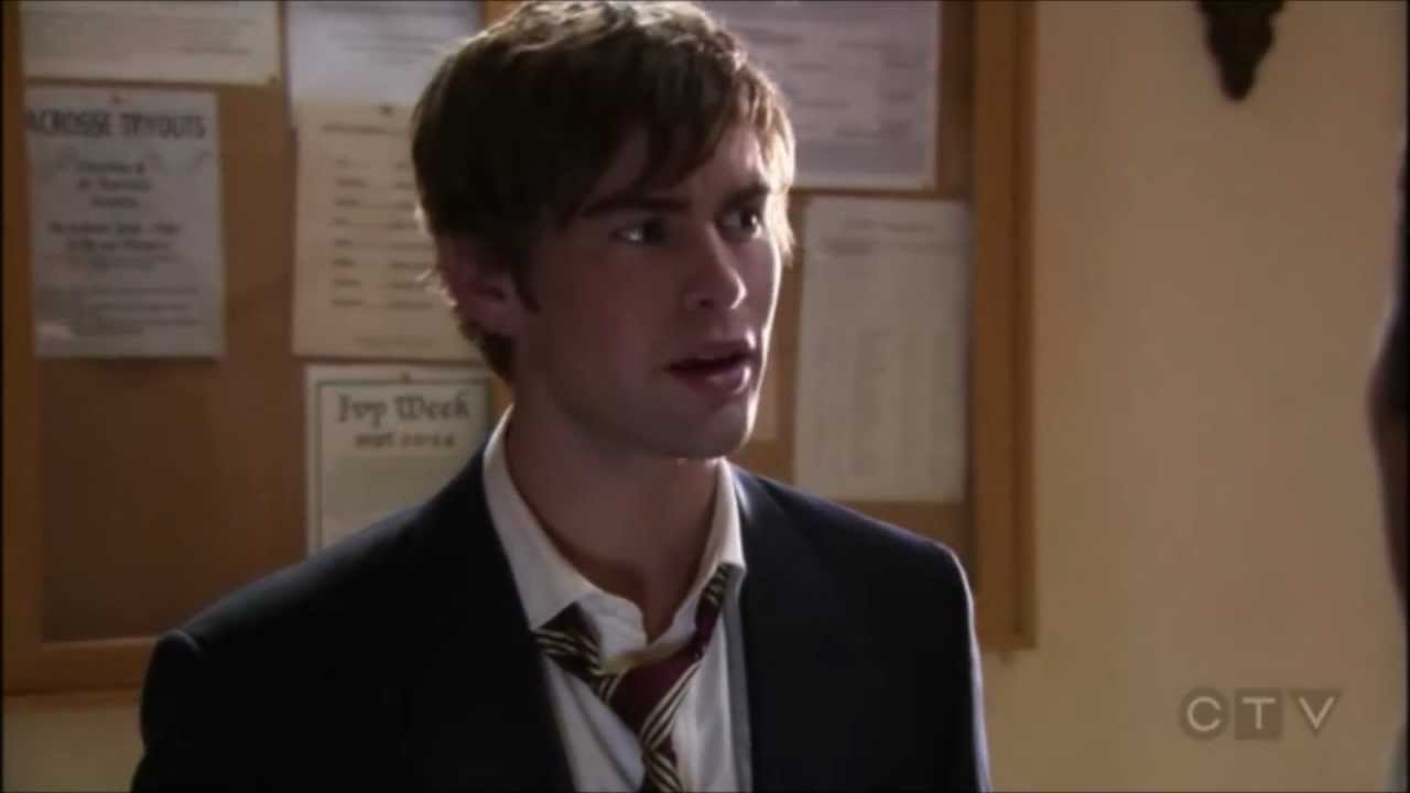 Nate Archibald Hd - Poison Ivy - Gossip Girl - Youtube-8901