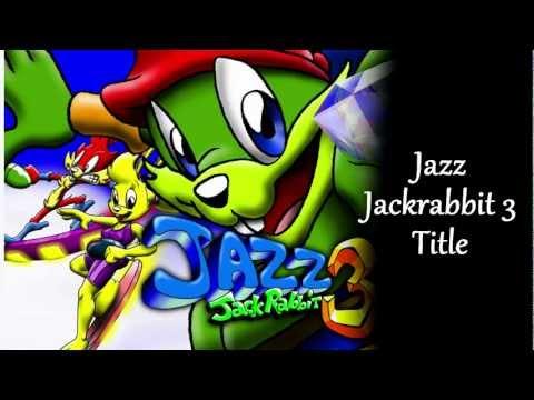 Jazz Jackrabbit 3D complete soundtrack of the game