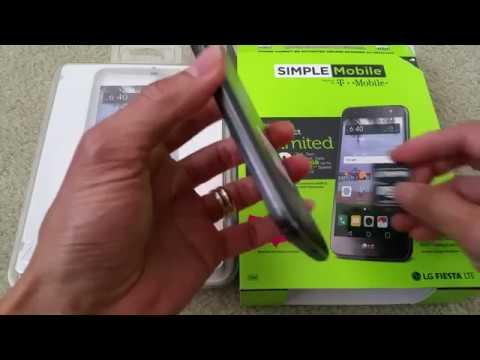 LG Fiesta LTE In Depth Full Review Simple Mobile Tracfone Walmart  Smartphone Wireless Full HD 2017