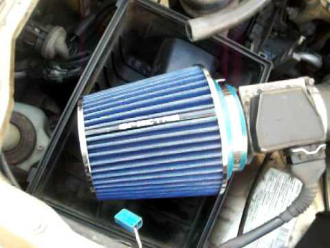 Volvo 240 cold air intake