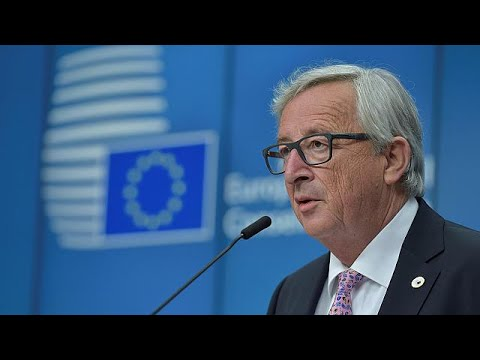 'You are ridiculous' - Junker on empty EU Parliament