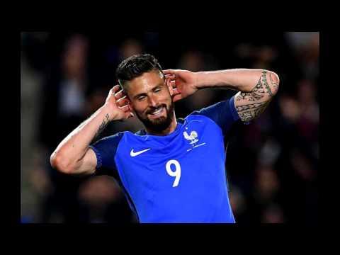 Canular Olivier Giroud
