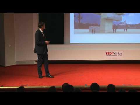 """TEDxVilnius - Artūras Zuokas - Idėja Paminklui """"Laisvė"""