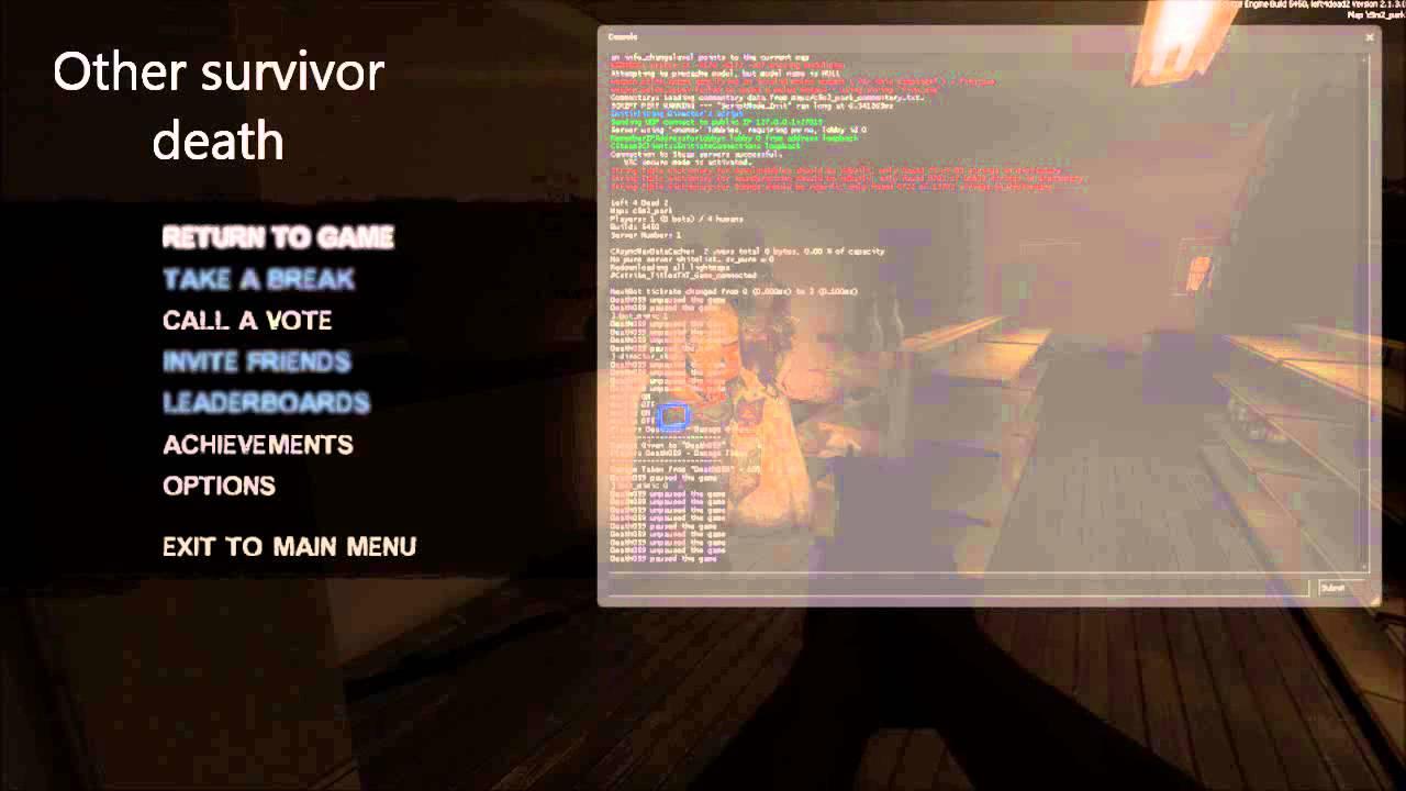 Left 4 Dead 2 Sound Mod - Heartbeat Overhaul