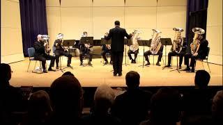 TEW 2019: Florida State University Tuba Euphonium Octet