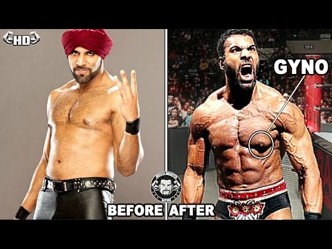 steroid use in wwe
